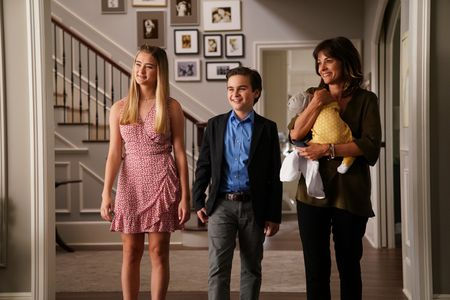 LIZZY GREENE, CHANCE HURSTFIELD, STEPHANIE SZOSTAK