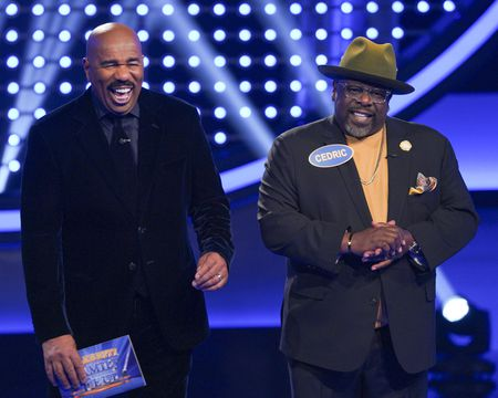 STEVE HARVEY, CEDRIC THE ENTERTAINER