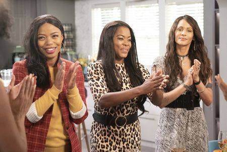 JILL MARIE JONES, GOLDEN BROOKS, PERSIA WHITE