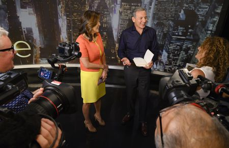JUJU CHANG, ROBERT IGER