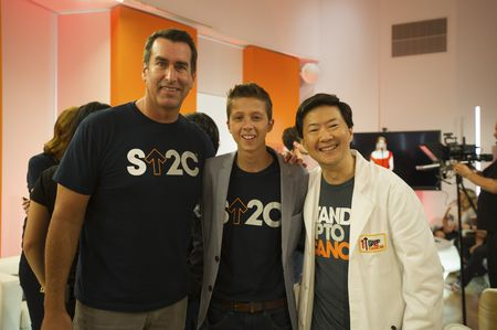ROB RIGGLE, MITCH CARBON, KEN JEONG
