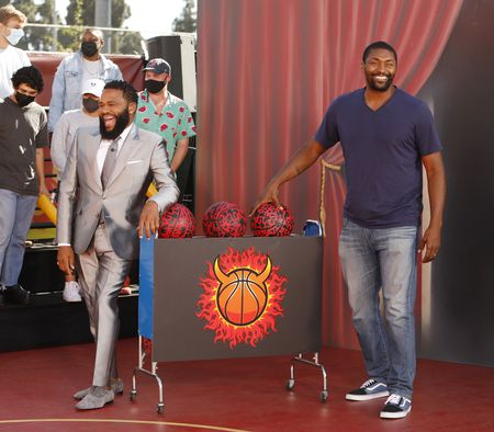ANTHONY ANDERSON, METTA WORLD PEACE