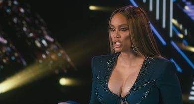 02. Tyra Banks, Host and Executive Producer, On why she loves hosting the show
