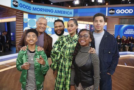 MILES BROWN, LAURENCE FISHBURNE, ANTHONY ANDERSON, TRACEE ELLIS ROSS, MARSAI MARTIN, MARCUS SCRIBNER