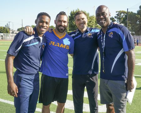 TITUS MAKIN JR., ERIC WEDDLE, ERIC WINTER, KEVIN DANIELS