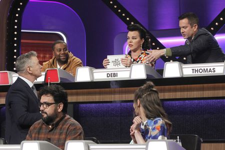 ALEC BALDWIN, HORATIO SANZ, KENAN THOMPSON, DEBI MAZAR, GILLIAN JACOBS, THOMAS LENNON