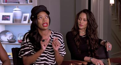 08.Jill Marie Jones, Guest Star, On the first time they all met
