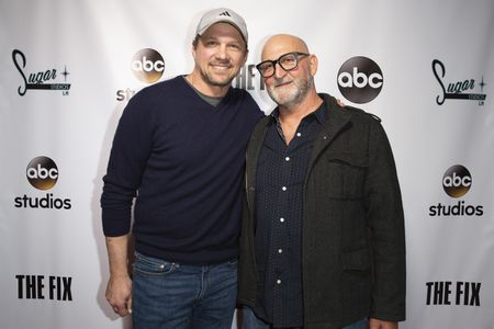 MARC BLUCAS, MICHAEL KATLEMAN (EXECUTIVE PRODUCER)
