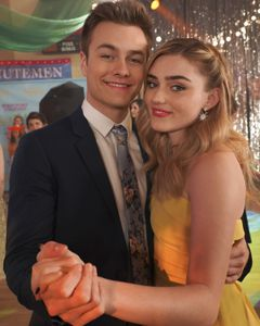 PEYTON MEYER, MEG DONNELLY