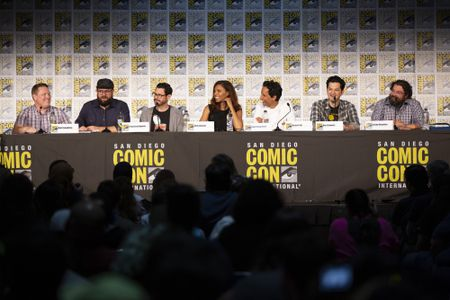 MATT YOUNGBERG (EXECUTIVE PRODUCER), FRANCISCO ANGONES (EXECUTIVE PRODUCER), SEAN JIMENEZ (ART DIRECTOR), TOKS OLAGUNDOYE, DANNY PUDI, BEN SCHWARTZ, BOBBY MOYNIHAN