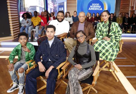 MILES BROWN, MARCUS SCRIBNER, ANTHONY ANDERSON, LAURENCE FISHBURNE, MARSAI MARTIN, TRACEE ELLIS ROSS