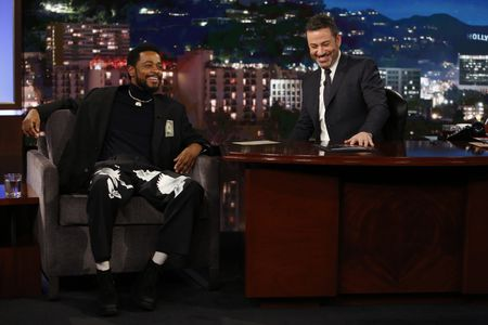 LAKEITH STANFIELD, JIMMY KIMMEL