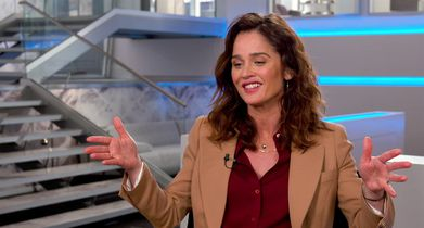 "07. Robin Tunney, ""Maya Travis"", On her character"