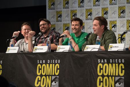 MATT YOUNGBERG, FRANCISCO ANGONES, DAVID TENNANT, BECK BENNETT