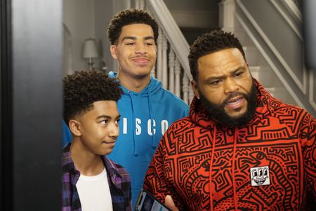MILES BROWN, MARCUS SCRIBNER, ANTHONY ANDERSON