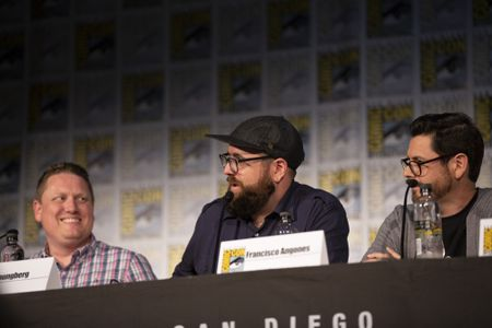 MATT YOUNGBERG (EXECUTIVE PRODUCER), FRANCISCO ANGONES (EXECUTIVE PRODUCER), SEAN JIMENEZ (ART DIRECTOR)
