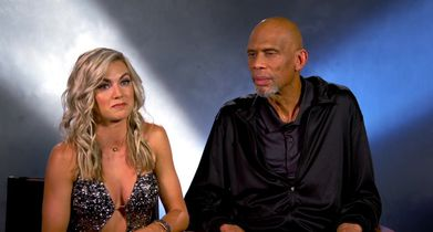 33 Lindsay Arnold, Pro, Kareem Abdul-Jabbar, Athlete, On the tough competition