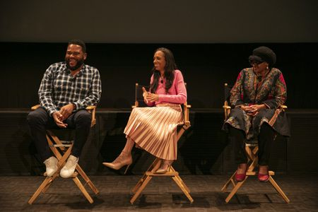 ANTHONY ANDERSON (EXECUTIVE PRODUCER), MICHELLE COLE (COSTUME DESIGNER), DEVON PATTERSON (COSTUME SUPERVISOR)