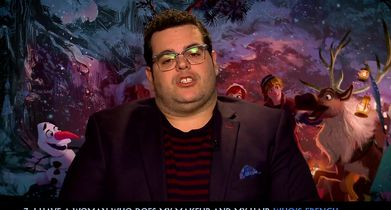 Josh Gad: Three Things