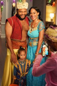 ANTHONY ANDERSON, AUGUST AND BERLIN GROSS, TRACEE ELLIS ROSS
