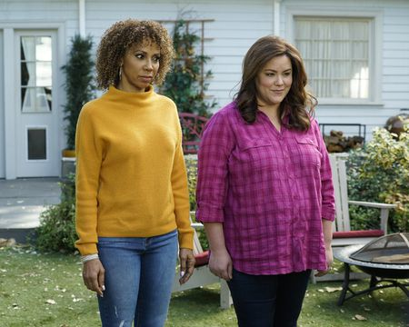 HOLLY ROBINSON PEETE, KATY MIXON
