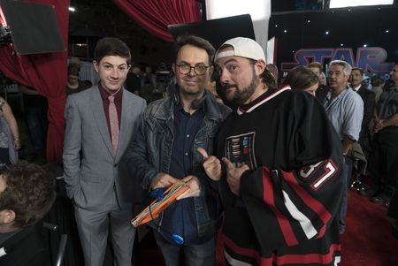 MASON COOK, STUART MCDONALD (DIRECTOR), KEVIN SMITH