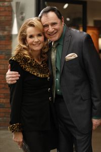LEA THOMPSON, RICHARD KIND