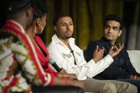 DIGGY SIMMONS, DHRUV UDAY SINGH