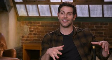 "07. David Giuntoli, ""Eddie Saville"", On what he likes about portraying his character"