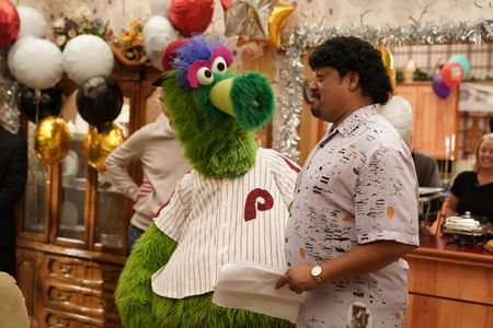 PHILLIE PHANATIC, CEDRIC YARBROUGH