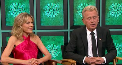 03. Pat Sajak, Host, Vanna White, Host, On what keeps audiences coming back to the show