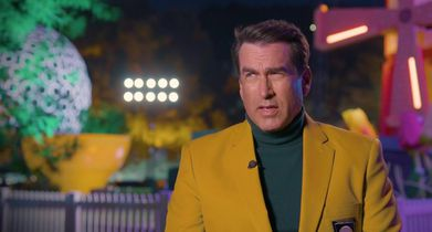 07. Rob Riggle, Commentator, On the team's collaboration