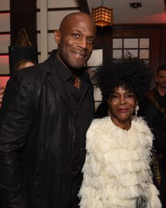 BILLY BROWN, CICELY TYSON