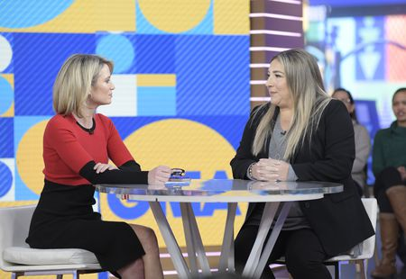 AMY ROBACH, JO FROST