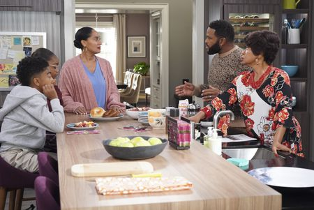 MILES BROWN, MARSAI MARTIN, TRACEE ELLIS ROSS, ANTHONY ANDERSON, JENIFER LEWIS