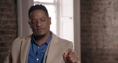 "14. Blair Underwood, ""Owen Hall"" On Marlee Matlin joining the show"