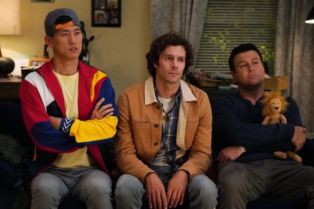 JAKE CHOI, ADAM BRODY, TARAN KILLAM