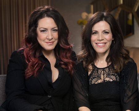 JOELY FISHER, TRICIA FISHER