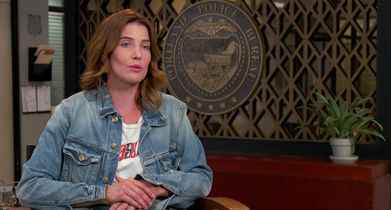 "04. Cobie Smulders, ""Dex Parios"", On portraying a character with PTSD"