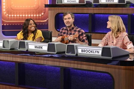 SHERRI SHEPHERD, MARK DUPLASS, BROOKLYN DECKER