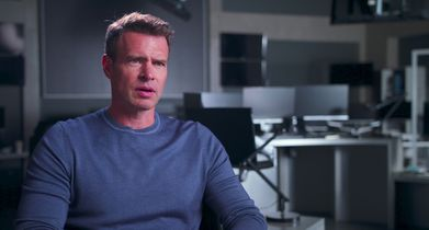 """05. Scott Foley, """"Will Chase"""" & Producer, On working with Lauren Cohan"""