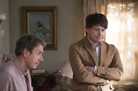 JOHN ROSS BOWIE, ROB CORDDRY