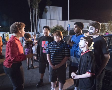 ANYA ADAMS (DIRECTOR), HUDSON YANG, TREVOR LARCOM, PROPHET BOLDEN, DASH WILLIAMS, EVAN HANNEMANN