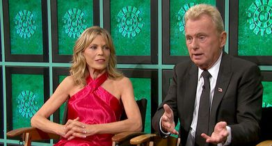 04. Pat Sajak, Host, Vanna White, Host, On celebrity edition differences