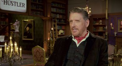 02.	Craig Ferguson, Host, On the rules of the game