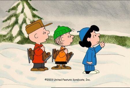 CHARLIE BROWN, LINUS, LUCY