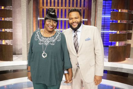 DORIS HANCOX, ANTHONY ANDERSON