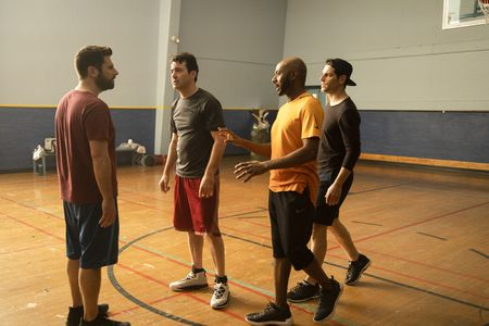 JAMES RODAY, RON LIVINGSTON, ROMANY MALCO, DAVID GIUNTOLI