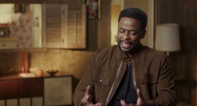 """08. Dulé Hill, """"Bill Williams"""", On his character"""