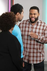 WANDA SYKES, DEON COLE, ANTHONY ANDERSON